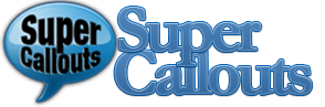 SuperCallouts & SuperStamps Professional Video and Graphic Callouts for your work and play